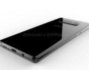 Galaxy Note 8 – Alcuni render mostrano il design