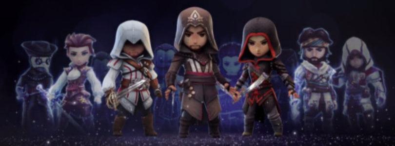 Assassin's Creed sta  per arrivare su mobile
