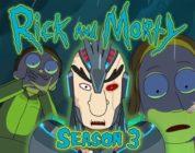 Rick & Morty – ecco il trailer della terza stagione