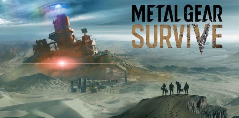 Metal Gear Survive sarà uno spin-off per il franchising