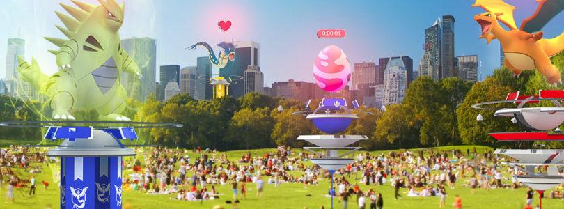 Pokemon Go: novità sui raid