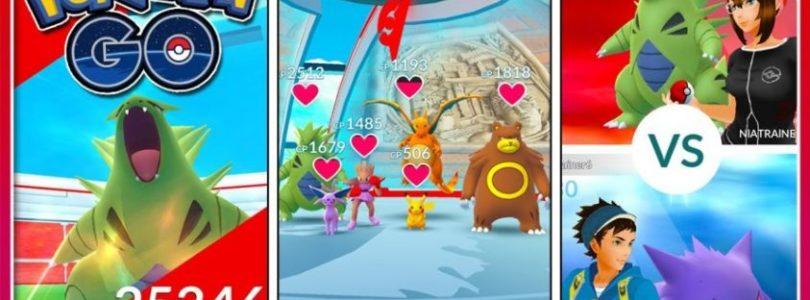 Pokemon Go – I vantaggi delle nuove palestre