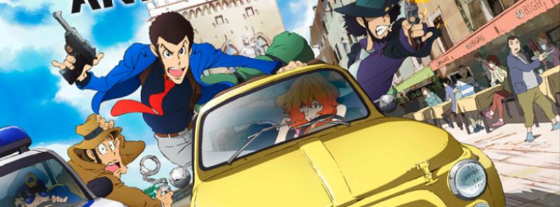 Lupin III Italian Game – Trailer per l'Anime Expo