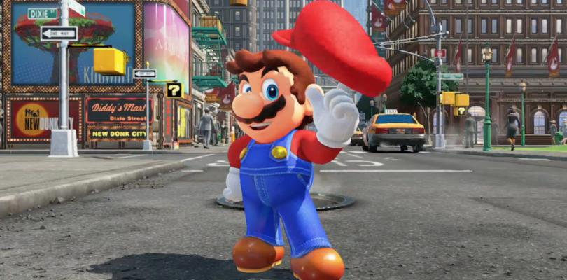Anteprima Super Mario Odyssey