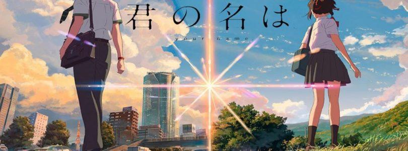 Spinoff manga per il romanzo di Your Name