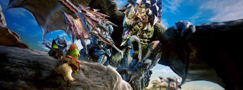 Rumor – Nuovo Monster Hunter in fase di sviluppo per Switch