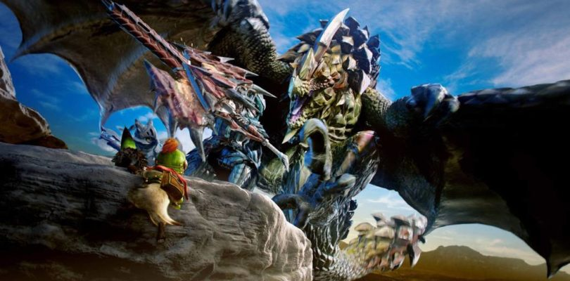 Rumor – Nuovo Monster Hunter in fase di sviluppo per Switch