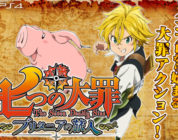 "Rivelati 2 screenshot del gioco ""The Seven Deadly Sins"" PS4"