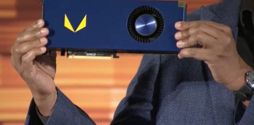 AMD Radeon Vega Frontier Edition è ora disponibile per $ 999