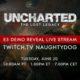 La demo di Uncharted: The Lost Legacy verrà rivelata il 20 Giugno all'E3