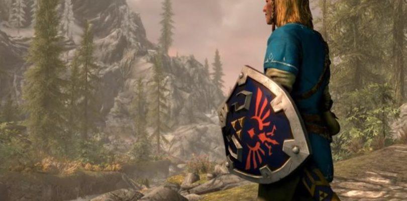 Bethesda sta lavorando ad una collaborazione tra Skyrim e Zelda per Nintendo Switch