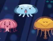 Le meduse approdano sull'app Tate Anime