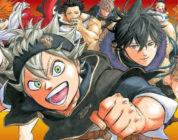 Crunchyroll trasmetterà l'anime Black Clover
