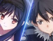 Esculsiva PS4/PSVita -Trailer Accel World VS Sword Art Online