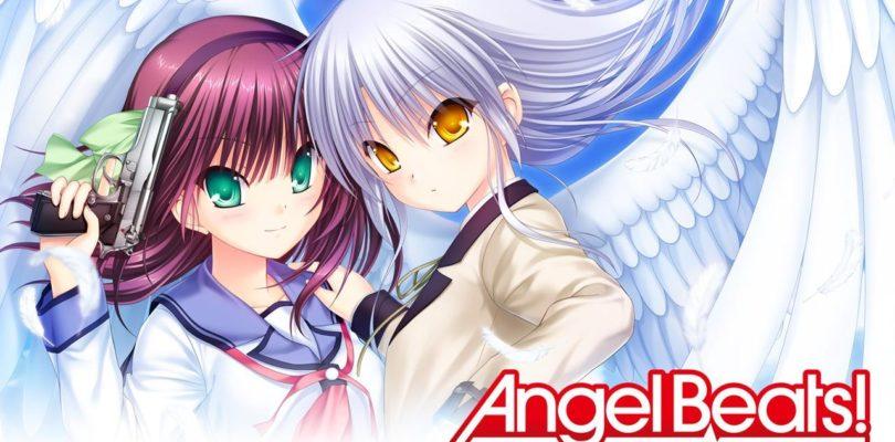 Manga in arrivo per Angel Beats! -The Last Operation