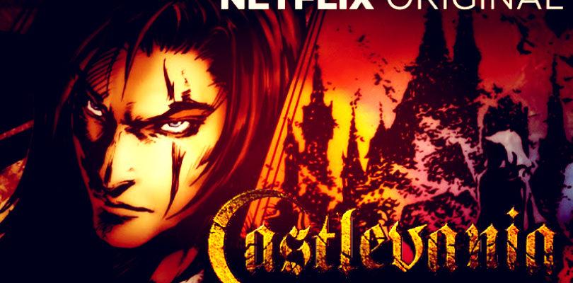 Netflix rivela il trailer della serie animata Castelvania