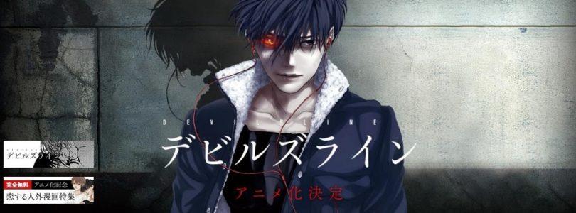 Il manga Devils' Line avrà un adattamento anime