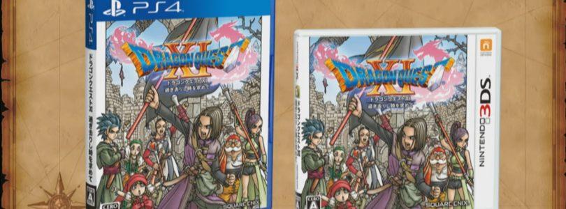 Video prologo per il gioco Dragon Quest XI