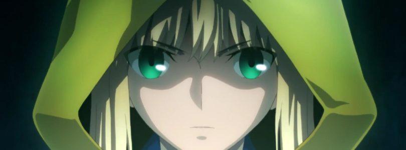 Trailer della prima parte del film Fate/stay night: Heaven's Feel