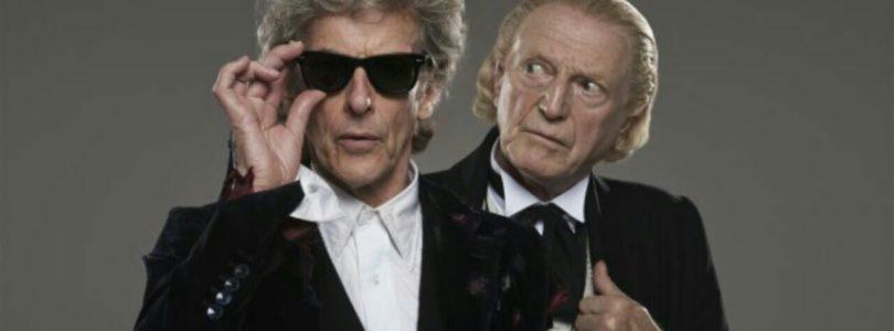 Doctor Who – Nello speciale di Natale comparirà il primo Dottore