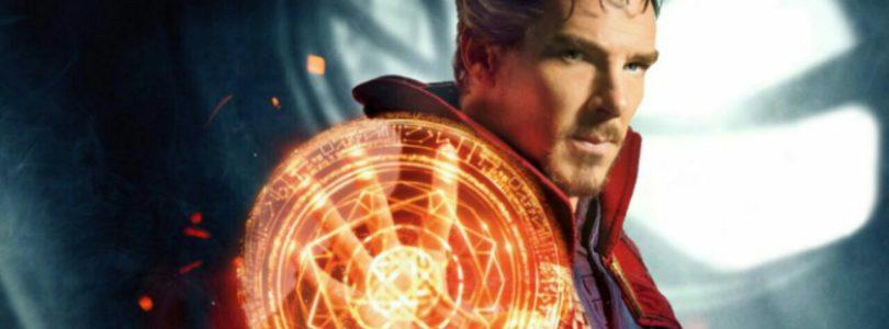 Infinity War – Trapelato video con Doctor Strange