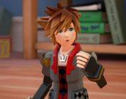 Nuovo personaggio giocabile in Kingdom Hearts 3