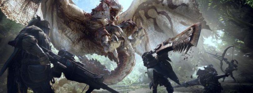 Monster Hunter World riceve nuove immagini, gameplay e tanto altro