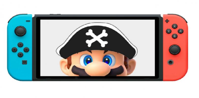 Prime ROM della Nintendo Switch apparse in rete