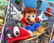 Super Mario Odyssey mostra 15 minuti di gioco