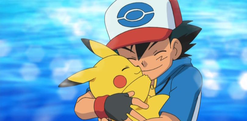 Film Pokemon al primo posto in classifica in Giappone