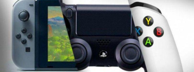 Sony, Microsoft e Nintendo confrontate da Phil Harrison