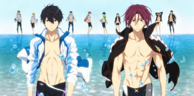 Free! Take your Marks – Nuovo film sequel per l'anime
