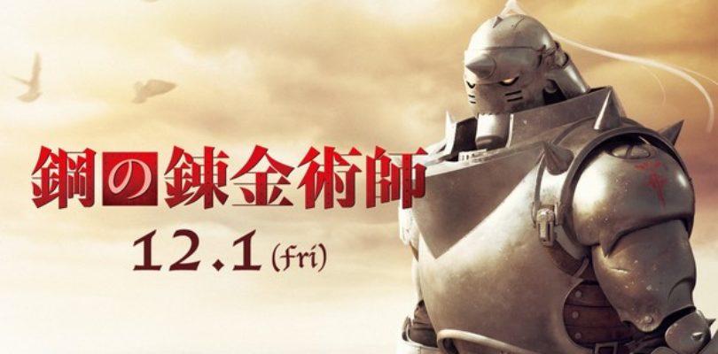 Fullmetal Alchemist – Manga speciale e trailer del film