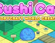 Sushi Cat – una golosa storia d'amore