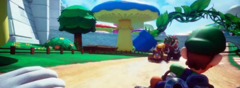 Mario Kart Arcade GP VR – Nuovo trailer