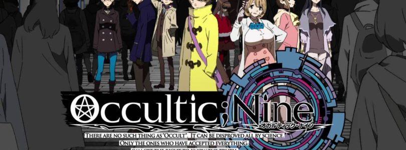 Occultic;Nine – Rivelati data d'uscita e screenshot