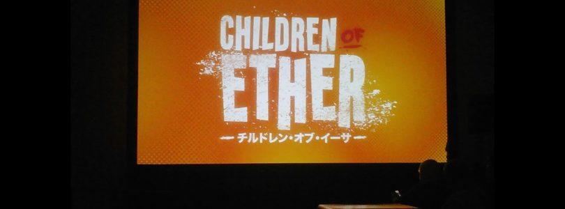 Video promo per l'anime Children of Ether