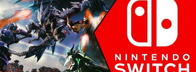 Nuovo Gameplay per Monster Hunter XX su Nintendo Switch