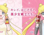 Sailor Moon torna a promuovere la Chocola BB