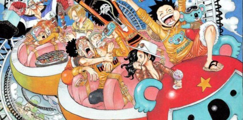 10 Progetti per il 20° anniversario di One Piece
