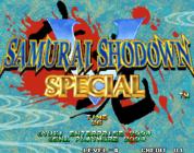 Gioco di Samurai Shodown V Special atteso per quest'estate