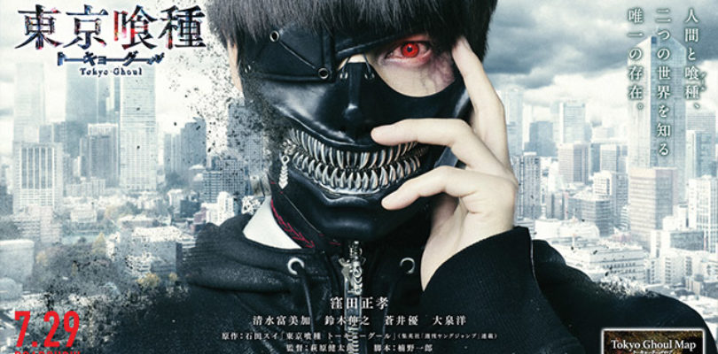 Video resoconto per il live action Tokyo Ghoul