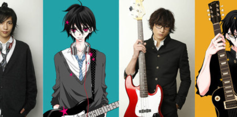 Live-Action Anonymous Noise – Rivelate nuove visual