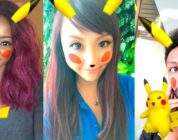 Snapchat aggiunge l'effetto Pikachu
