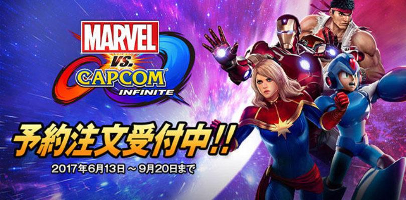 Marvel vs. Capcom Infinite – Video rivela nuovi personaggi
