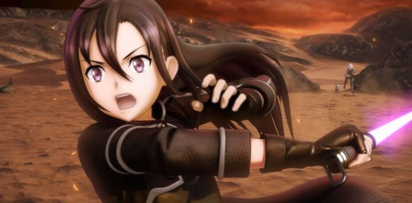 Sword Art Online: Fatal Bullet annunciato per PS4 e Xbox One