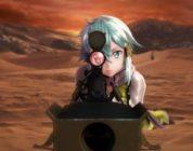 Sword Art Online: Fatal Bullet mostra Kirito e Sinon in nuovo video