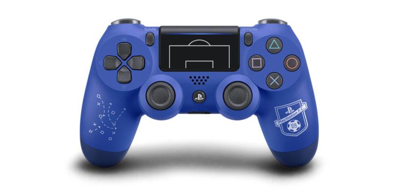 Nuovo Controller Dualshock 4 in edizione limitata di Playstation FC in arrivo