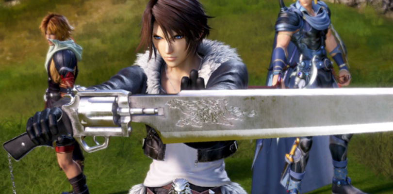 Annunciata data d'uscita per Dissidia Final Fantasy per PS4