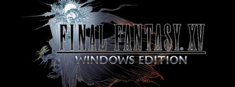 Final Fantasy XV annunciato per PC ed arriverà all'inizio del 2018